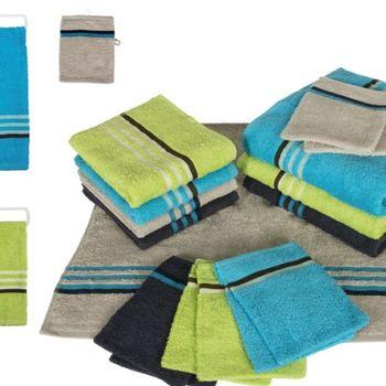 gants de toilette zanzibar