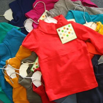 sous-pull coton de 6 à 18 mois - différents coloris en PROMO
