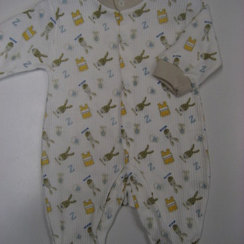 pyjama coton en PROMO - reste 0/3Mois