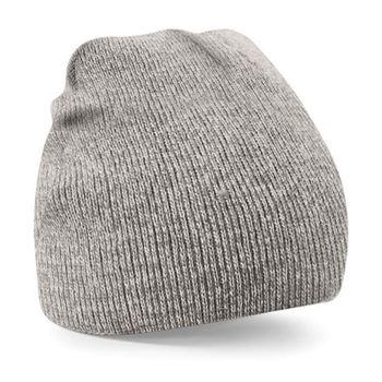 bonnet tricot sans bord en différents coloris