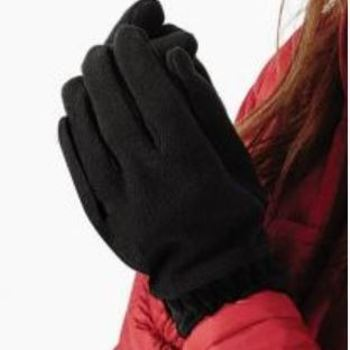 gants polaire cb296 noir