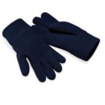 gants polaire cb296 marine