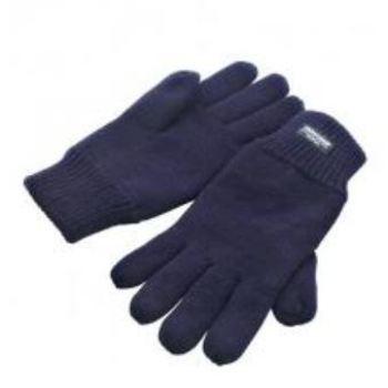 gants tricot doublé polaire pour enfant rc147j