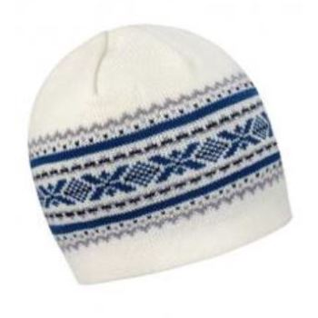 bonnet jacquard rc153 écru