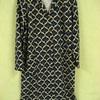 robe longues manches classique avec poches pour dame