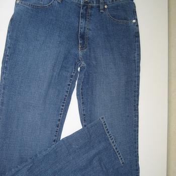 jeans strech effectif coloris stone ou blanc pour dame