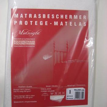protège-matelas plastifié PU 140*200cm