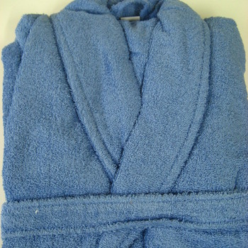peignoir de bain 100% coton épais