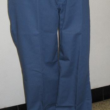 pantalon de travail avec poche à mètre 100% coton