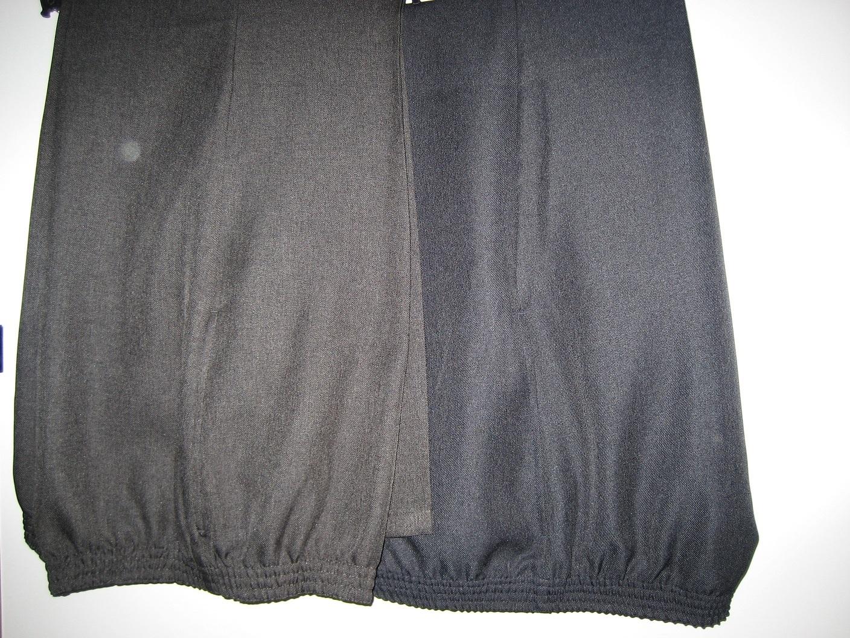 pantalon polyester tout lastique la taille pour homme. Black Bedroom Furniture Sets. Home Design Ideas