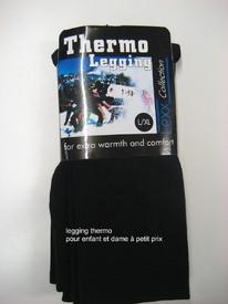 collants thermo pour enfant