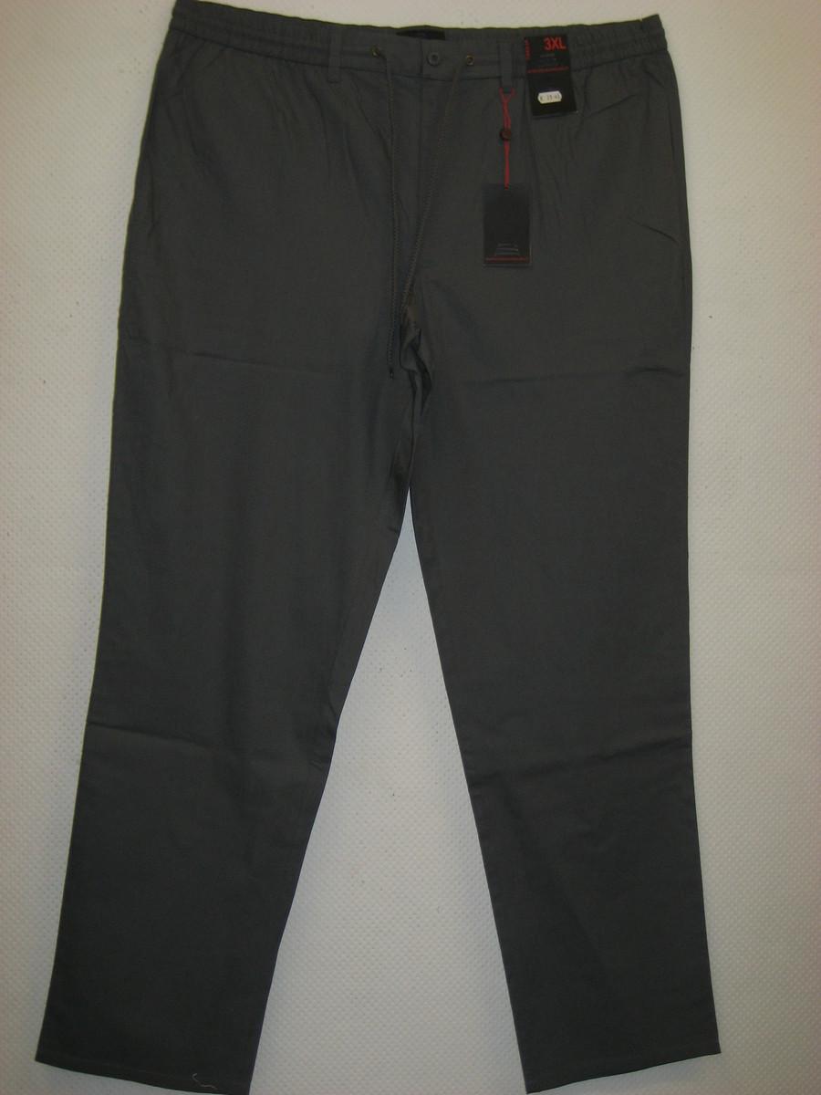 pantalon l ger coton avec braguette et taille lastique. Black Bedroom Furniture Sets. Home Design Ideas