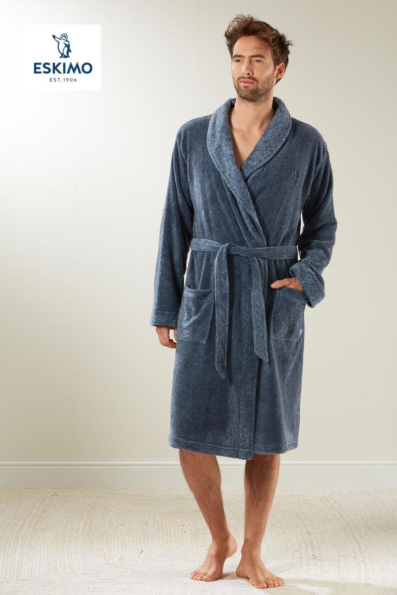 peignoir fluffy tout doux tout chaud pour homme sunds reste l. Black Bedroom Furniture Sets. Home Design Ideas