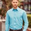 chemise longues manches en popeline