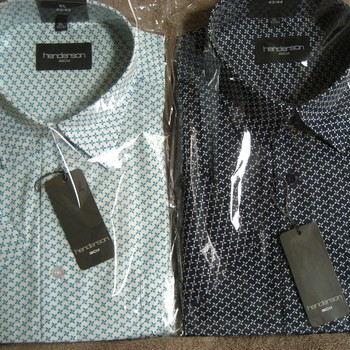 chemise courtes manches pour homme - x marine ou blanc
