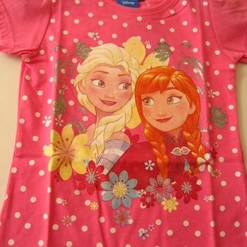 "t-shirt courtes manches ""Reine des Neiges"""