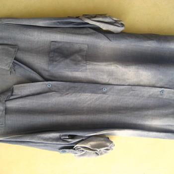 chemisier jeans délavé pour dame EN PROMO - 44/50