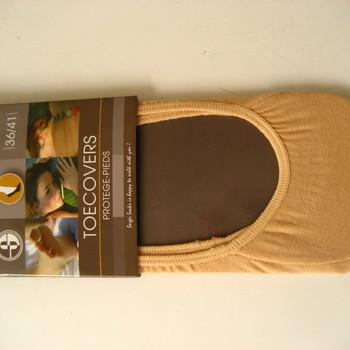 protège-pieds ou soka avec du coton