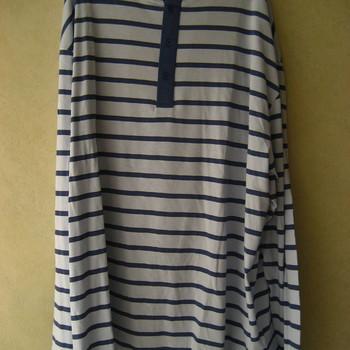 pyjama coton jersey cambier ligné pour homme - grandes tailles EN PROMO