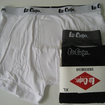 shorty coton pour homme lee cooper - reste S