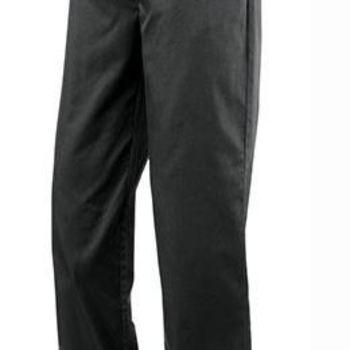 pantalon noir avec taille élastique - premier