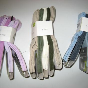 chaussettes unies pour enfant: 5 pour 1€ - PROMO en 27/30 & 31/34