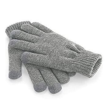 gants touchscreen tricot pour écran tactile - cb490