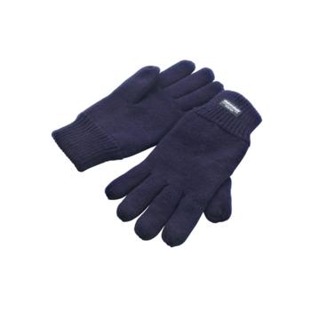 gants tricot thinsulate rt147x (doublé à l'intérieur) marine