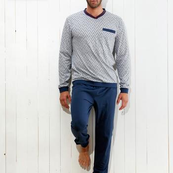 pyjama coton jersey pour homme - moby - S