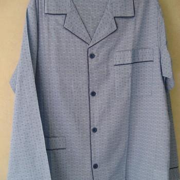 pyjama boutonné coton pour homme - cambier L & XL