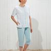 pyjama corsaire ariel pour dame - aussi grandes tailles