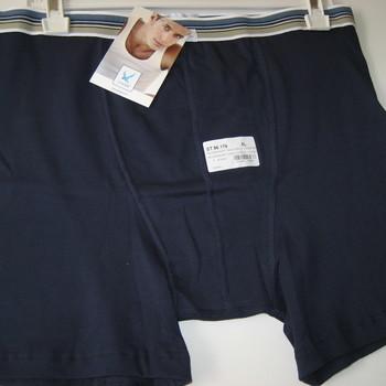 """shorty coton-elasthane """"stern"""" pour homme - grandes tailles - à partir de .... - marine"""