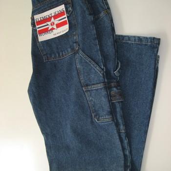 jeans de travail avec des poches - costaud