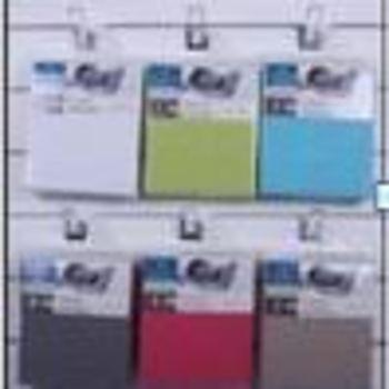 1 drap plat pour lit de 2 personnes - 2.40*3m - uni - grand choix en coloris