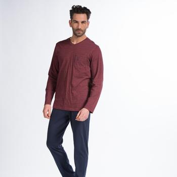 pyjama coton jersey pour homme - kaspar