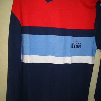 pyjama coton jersey col V pour homme - cambier - grandes tailles - 2 coloris