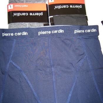 shorty coton - pierre Cardin