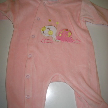 pyjama naissance tortue