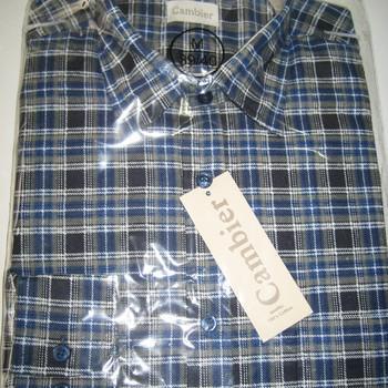 chemise flanelle pour homme - cambier - bleu