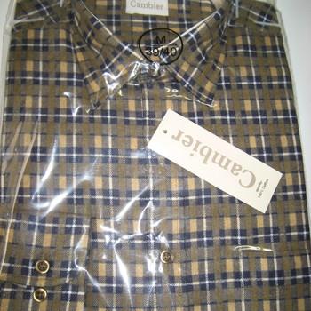 chemise flanelle pour homme - cambier - brune