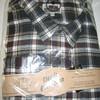 chemise flanelle pour homme - long pan