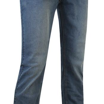 jeans strech pour homme - jusque taille 60 - bitume