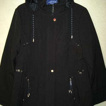 veste noire pour dame - taille 38 à 58