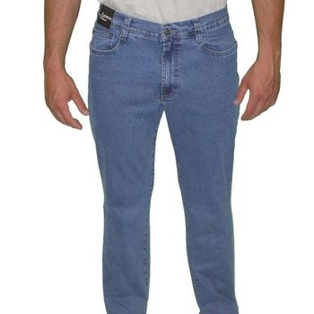 jeans strech sea barrier pour homme - jusque taille 62 - colin