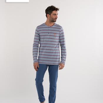 pyjama coton jersey pour homme - morris