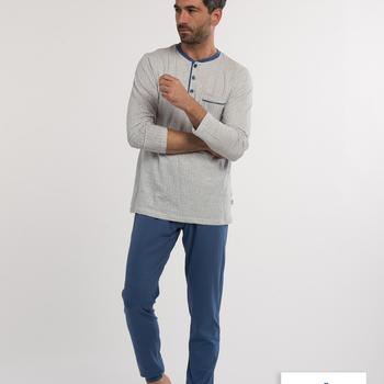 pyjama coton jersey pour homme - barry