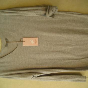 pull léger pour dame gris t38/44