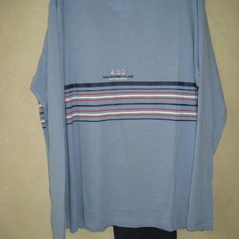 pyjama coton jersey pour homme - yachting - 2 coloris