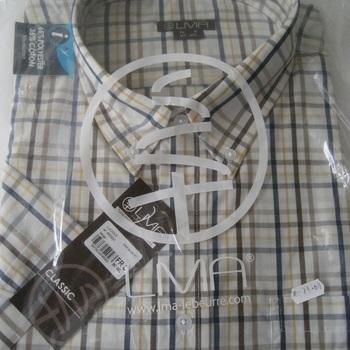 chemise longues manches pour homme - 4XL