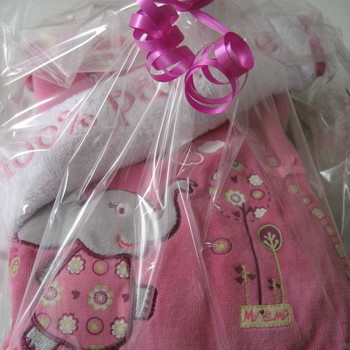 petit pack fille rose